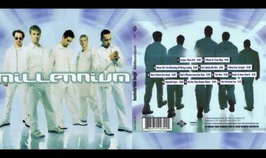 El 18 de mayo de 1999 se lanza Millennium tercer álbum de  Backstreet Boys
