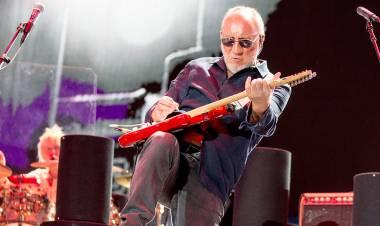 "El 19 de mayo de1945 nace Pete Townshend, guitarrista de ""The Who"""