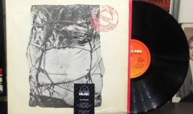 """El 22 de mayo de 1986 se edita el álbum """"Llegando los Monos""""de Sumo"""