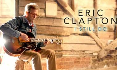 "El 23 de mayo de2016Eric Clapton publica ""I Still Do"""