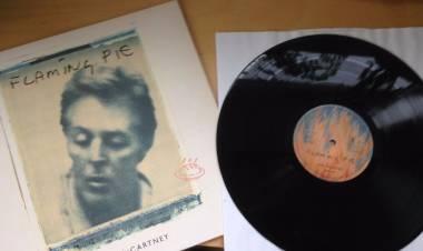 "El 27 de mayo de1997 se edita ""Flaming pie"" dePaul McCartney"