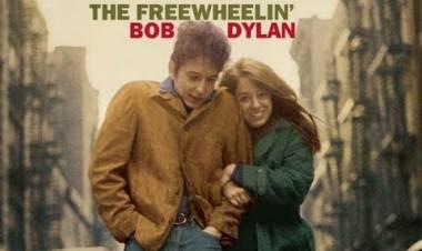 """El 27 de mayo de1963Bob Dylanpublica su segundo álbum """"The freewheelin"""""""