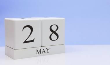 Más efemérides de música de este 28 de mayo