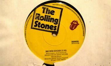 """El 29 de mayo de 1971""""Brown sugar"""" de Rolling Stones alcanzó el # 1 en Billboard"""