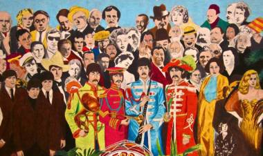 "El 1ro. de junio de 1967 se edita el álbum ""Sgt. Pepper's Lonely Hearts Club Band"""