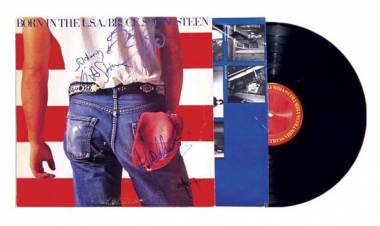 "El 4 de junio de 1984 se edita ""Born in the USA"" de Bruce Springsteen"