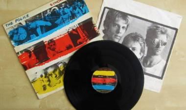 El 1 de junio de 1983 The Police lanzaSynchronicity