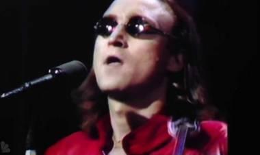 El 13 de junio de 1975 se emitía la última aparición en televisión de John Lennon
