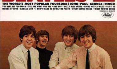 """LosBeatleslanzan en Estados Unidos el elepé """"Beatles VI"""""""