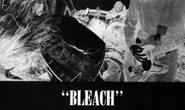 """Se cumplieron 30 años del primer disco de Nirvana """"Bleach"""""""