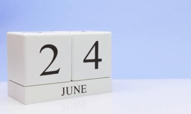 Efemérides de música de este 24 de junio