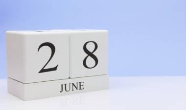 Efemérides de música de este 28 de junio