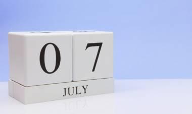 Efemérides de música de este 7 de julio
