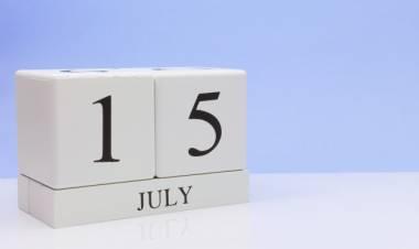 Efemérides de música de este 15 de julio