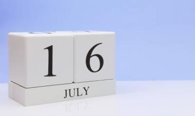 Efemérides de música de este 16 de julio