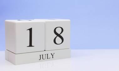 Efemérides de música de este 18 de julio