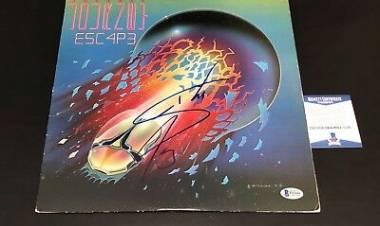 """El 17 de julio de 1981 Journey lanzó el álbum """"Escape"""""""