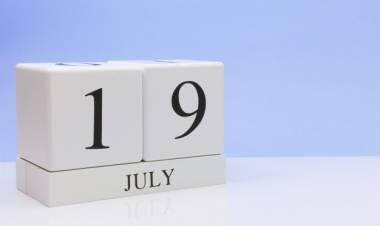 Efemérides de música de este 19 de julio