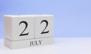 Efemérides de música de este 22 de julio