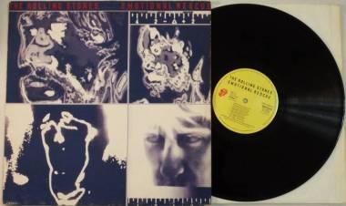 El 19 de junio de 1980 Rolling Stones lanzán Emotional Rescue en Estados Unidos