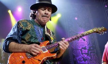 El 20 de julio de 1947 nace Carlos Santana
