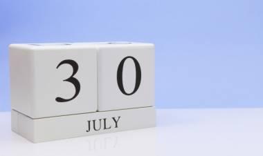 Efemérides de música de este 30 de julio
