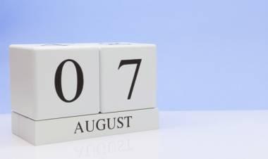 Efemérides de música de este 7 de agosto