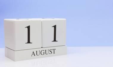 Efemérides de música de este 11 de agosto