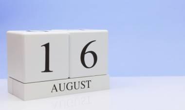 Efemérides de música de este 16 de agosto