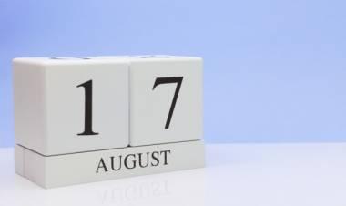 Efemérides de música de este 17 de agosto