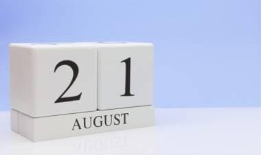 Efemérides de música de este 21 de agosto