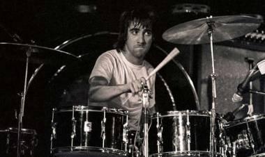 El 23 de agosto de 1946 nace Keith Moon