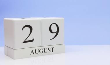 Efemérides de música de este 29 de agosto