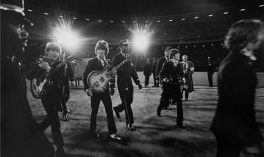 El 29 de agosto de 1966 Los Beatles ofrecieron su última actuación en el Candelstick Park de San Francisco