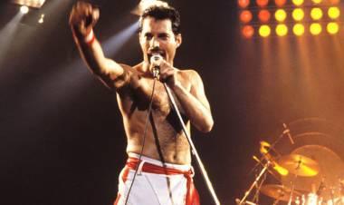 El 5 de setiembre de 1946 nace Freddie Mercury