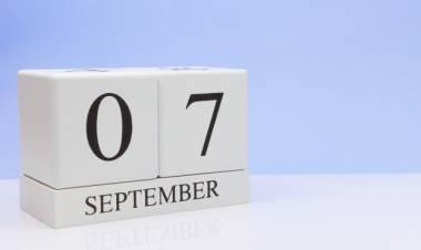 Efemérides de música de este 7 de setiembre