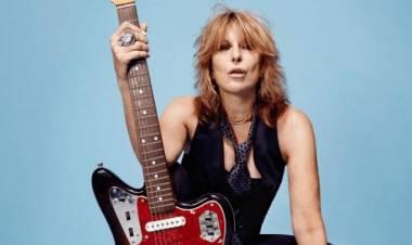 El 7 de setiembre de 1951 nace Chrissie Hynde