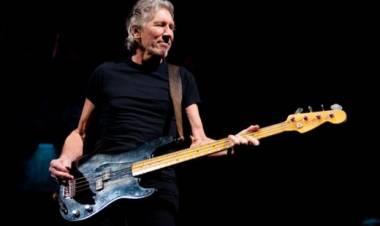 El 6 de setiembre de 1944 nace Roger Waters