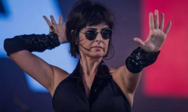 El 8 de setiembre de 1961 nace Fernanda Abreu