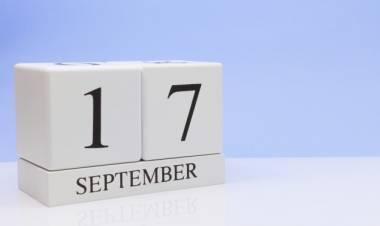 Efemérides de música de este 17 de setiembre