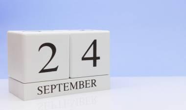Efemérides de música de este 24 de setiembre