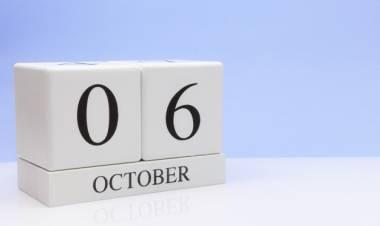 Efemérides de música de este 6 de octubre