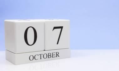 Efemérides de música de este 7 de octubre