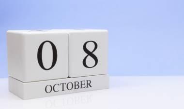 Efemérides de música de este 8 de octubre