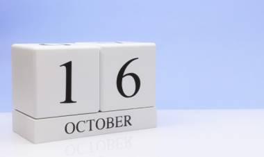 Efemérides de música de este 16 de octubre