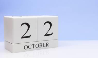 Efemérides de música de este 22 de octubre