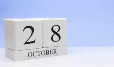 Efemérides de música de este 28 de octubre