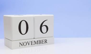 Efemérides de música de este 6 de noviembre
