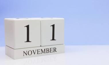 Efemérides de música de este 11 de noviembre