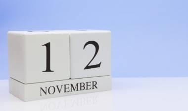 Efemérides de música de este 12 de noviembre